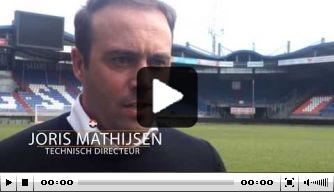 Video: Mathijsen heel blij met aantrekken Rienstra
