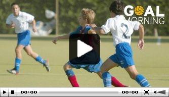 Video: piepgjonge Deulofeu soleert naar goal voor Barça