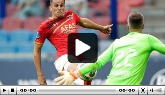 Video: portret van AZ-middenvelder Mats Seuntjens