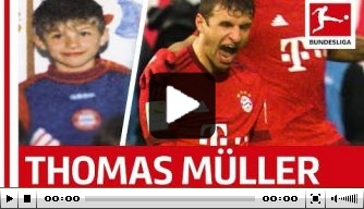 Video: terug naar de roots van Thomas Müller