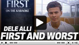 Video: Dele Alli legt ploeggenoten langs de meetlat