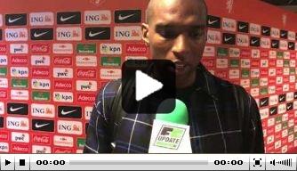 """Video: Ryan Babel: """"KNVB moet een duidelijk plan maken"""""""