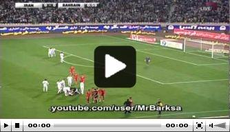 Video: speler Bahrein krijgt na 39 seconden rood