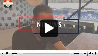 Leuke video van Willem II: Ben Rienstra belt met FOX Sports