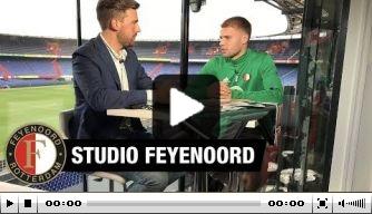 Video: Nieuwkoop blikt vooruit op wedstrijd tegen Roda