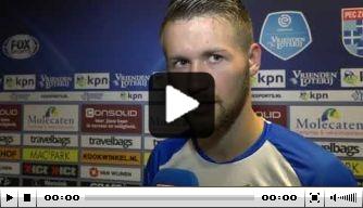 Video: Parzyszek en Namli over zege PEC op ADO