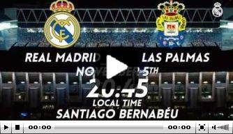 Video: Real Madrid heeft zege nodig tegen Las Palmas