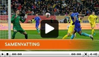 Samenvatting: Nederlands elftal wint ruim bij Roemenië