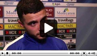 Video: Saymak trots op het karakter van PEC Zwolle