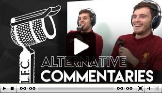 Video: Liverpool-duo becommentarieert derby van vorig seizoen