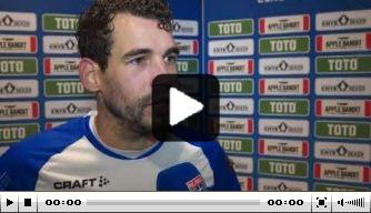 Video: Marcellis tevreden over tweede helft tegen NEC