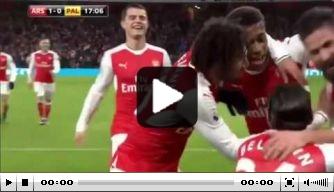 Video: de wonderschone scorpion kick van Olivier Giroud