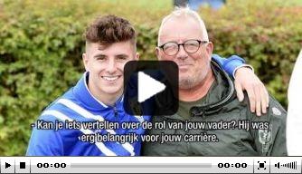 Video: Vitesse TV gaat op pad met middenvelder Mount