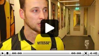 Video: Beerens vertelt over zijn transfer naar Vitesse