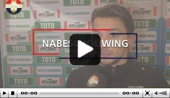 Video: Croux gelukkig met bekerzege op Roda JC