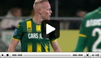 Video: het beste van Beugelsdijk in het shirt van ADO Den Haag