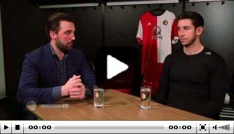 Video: Jones houdt seizoen van Feyenoord tegen het licht