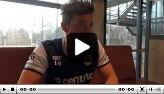 Video: Sparta-verdediger Vriends verlost van blessureleed