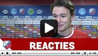 Video: Jong Utrecht geniet van winst op Jong Ajax