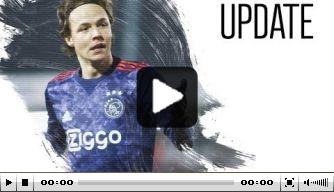 """Dekker na ruim een jaar terug bij Jong Ajax: """"12 mooie minuten"""""""