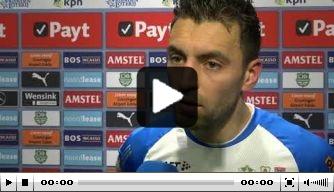 Van Polen baalt van slecht optreden van PEC in Groningen