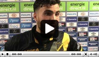 """El Allouchi (NAC): """"Je kan zien dat PSV vrij effectief is"""""""