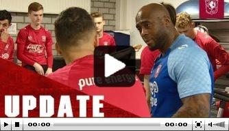 Video: Ellery Cairo vertelt over zijn rol als krachttrainer Twente