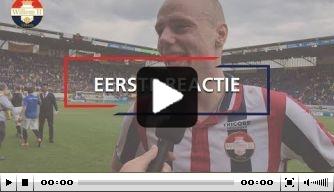 Video: Willem II viert feest in het hol van de leeuw