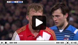 De recente onderlinge bekerduels tussen AZ en Feyenoord
