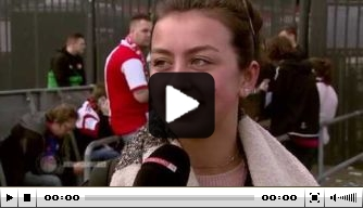 Video: Feyenoord en supporters maken zich klaar voor huldiging