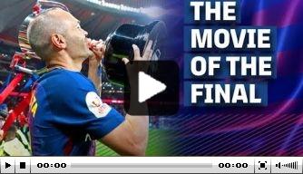 Video: achter de schermen bij Barcelona rondom bekerfinale