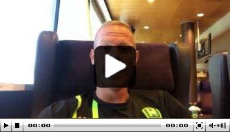 Video: Beugelsdijk vertelt met humor over nieuw contract
