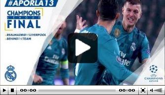 Video: Real komt met prachtige video richting finale