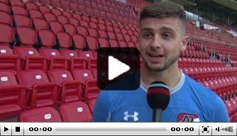 Video: Rody de Boer vertelt over transfer naar AZ