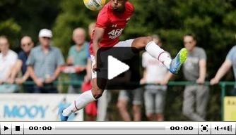 Video: AZ speelt gelijk tegen de Deense kampioen FC Midtjylland