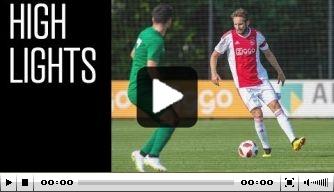 Samenvatting: Ajax verliest in Amsterdam van Konyaspor