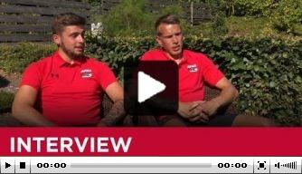 Video: Bizot en De Boer willen elkaar beter maken bij AZ
