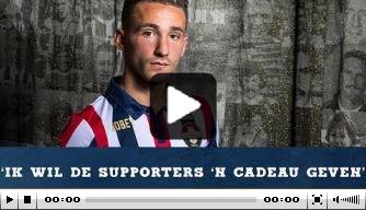 Video: Donis Avdijaj vindt Willem II de perfecte stap
