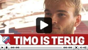 Video: Letschert vertelt over zijn terugkeer bij FC Utrecht