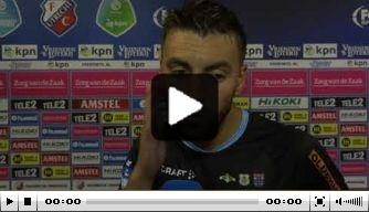 Video: Van Crooy en Van Polen reageren op verlies in Utrecht