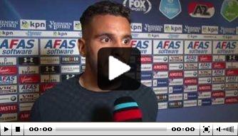Video: middenvelder Maher vertelt over zijn terugkeer bij AZ