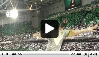 Video: Kennedy Bakircioglu (38) krijgt een geweldig afscheid