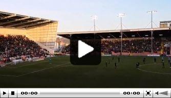 Video: 8000 (!) fans steunen afgezakt Sunderland in uitwedstrijd