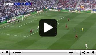 Droomstart voor Liverpool in finale door penalty in eerste minuut