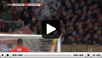 Video: Can maakt werelddoelpunt bij basisdebuut voor Dortmund