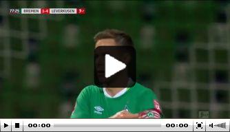 Video: Demirbay zet met fraaie stift kroon op zege Bayer