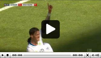 En dat is twee voor Weghorst: spits scoort opnieuw tegen Schalke