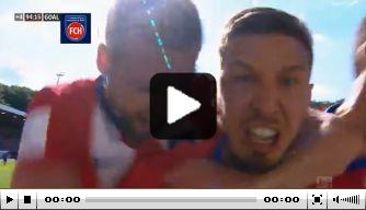 Video: HSV geeft alles weg in de slotfase tegen Heidenheim