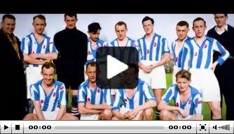 Video: Jarig SC Heerenveen (100) presenteert jubileumshirts