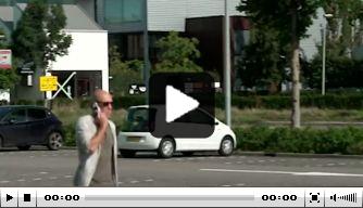 Video: Robben meldt zich dag na blessure bij FC Groningen